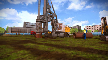 Screenshot8 - Construction Simulator 2015: Liebherr LB 28 DLC 2