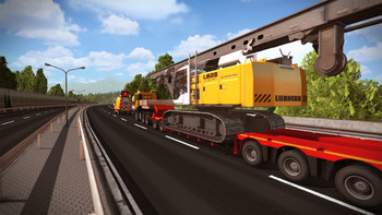Screenshot5 - Construction Simulator 2015: Liebherr LB 28 DLC 2