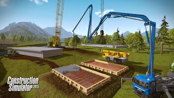 Screenshot2 - Construction Simulator 2015: Liebherr LR 1300 DLC 3