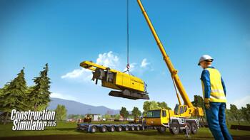 Screenshot3 - Construction Simulator 2015: Liebherr LR 1300 DLC 3