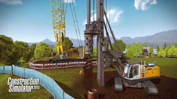 Screenshot5 - Construction Simulator 2015: Liebherr LR 1300 DLC 3