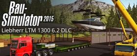 Bau-Simulator 2015: Liebherr LTM 1300 6.2 DLC 6
