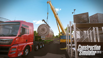 Screenshot5 - Construction Simulator 2015: Liebherr LTM 1300 6.2 DLC 6