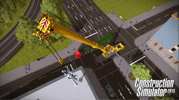 Screenshot6 - Construction Simulator 2015: Liebherr LTM 1300 6.2 DLC 6