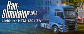 Bau-Simulator 2015: LIEBHERR HTM 1204 ZA