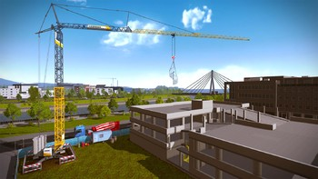 Screenshot7 - Construction Simulator 2015: LIEBHERR HTM 1204 ZA