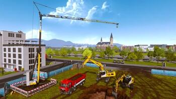 Screenshot2 - Bau-Simulator 2015: LIEBHERR® A 918 DLC 8