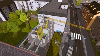 Screenshot4 - Bau-Simulator 2015: LIEBHERR® A 918 DLC 8