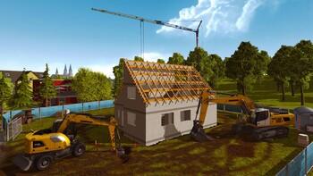 Screenshot7 - Bau-Simulator 2015: LIEBHERR® A 918 DLC 8
