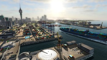 Screenshot3 - TransOcean – The Shipping Company