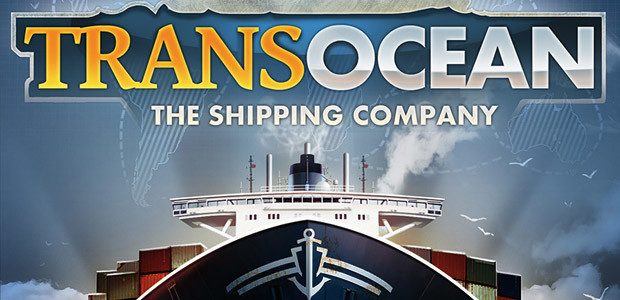 TransOcean - The Shipping Company - Cover / Packshot