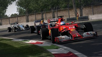Screenshot1 - F1 2014
