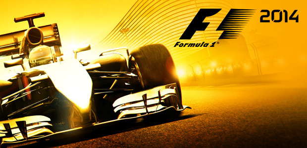 F1 2014 - Cover / Packshot