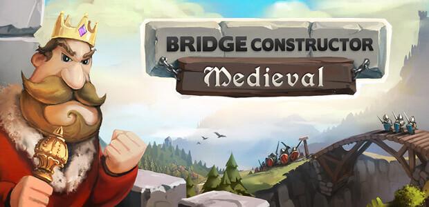 Bridge Constructor Medieval - Cover / Packshot