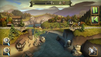 Screenshot1 - Bridge Constructor Medieval