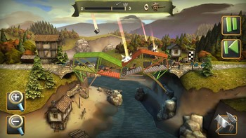 Screenshot4 - Bridge Constructor Medieval