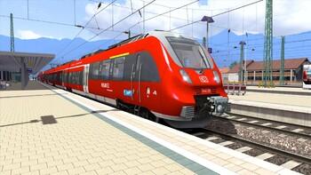 Screenshot3 - Train Simulator: DB BR 442 'Talent 2' EMU Add-On