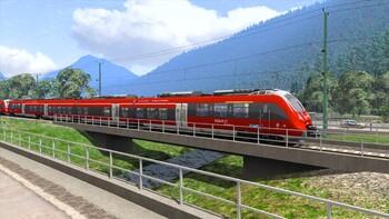 Screenshot6 - Train Simulator: DB BR 442 'Talent 2' EMU Add-On