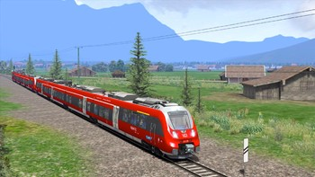 Screenshot4 - Train Simulator: DB BR 442 'Talent 2' EMU Add-On