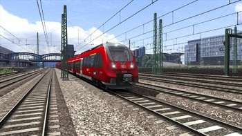 Screenshot7 - Train Simulator: DB BR 442 'Talent 2' EMU Add-On