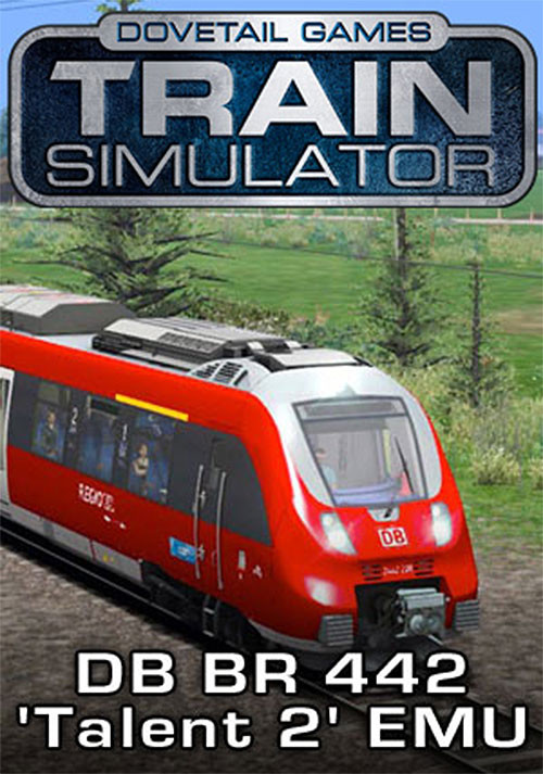 Train Simulator: DB BR 442 'Talent 2' EMU Add-On - Cover / Packshot