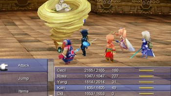 Screenshot4 - FINAL FANTASY IV