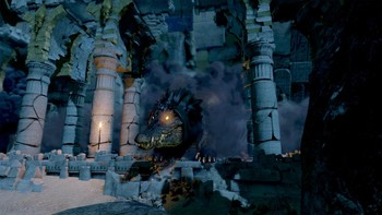 Screenshot2 - Lara Croft and the Temple of Osiris