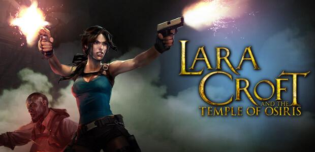 Lara Croft and the Temple of Osiris - Cover / Packshot