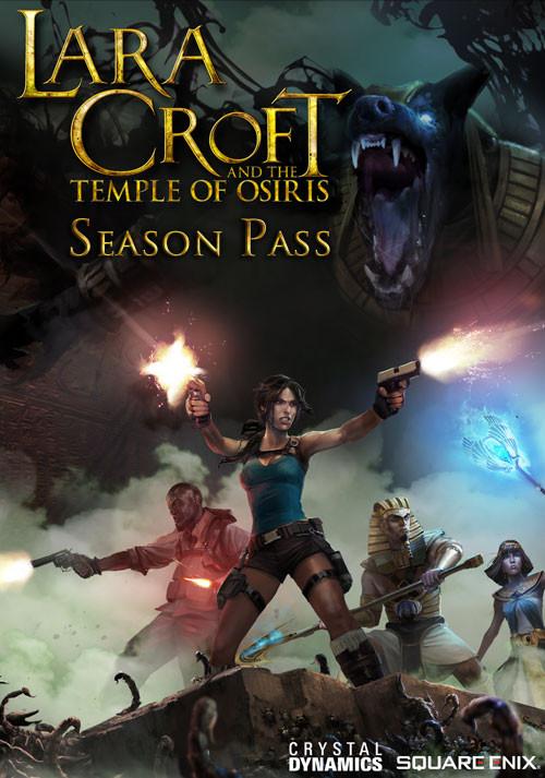 Lara Croft and the Temple of Osiris Season Pass - Cover / Packshot