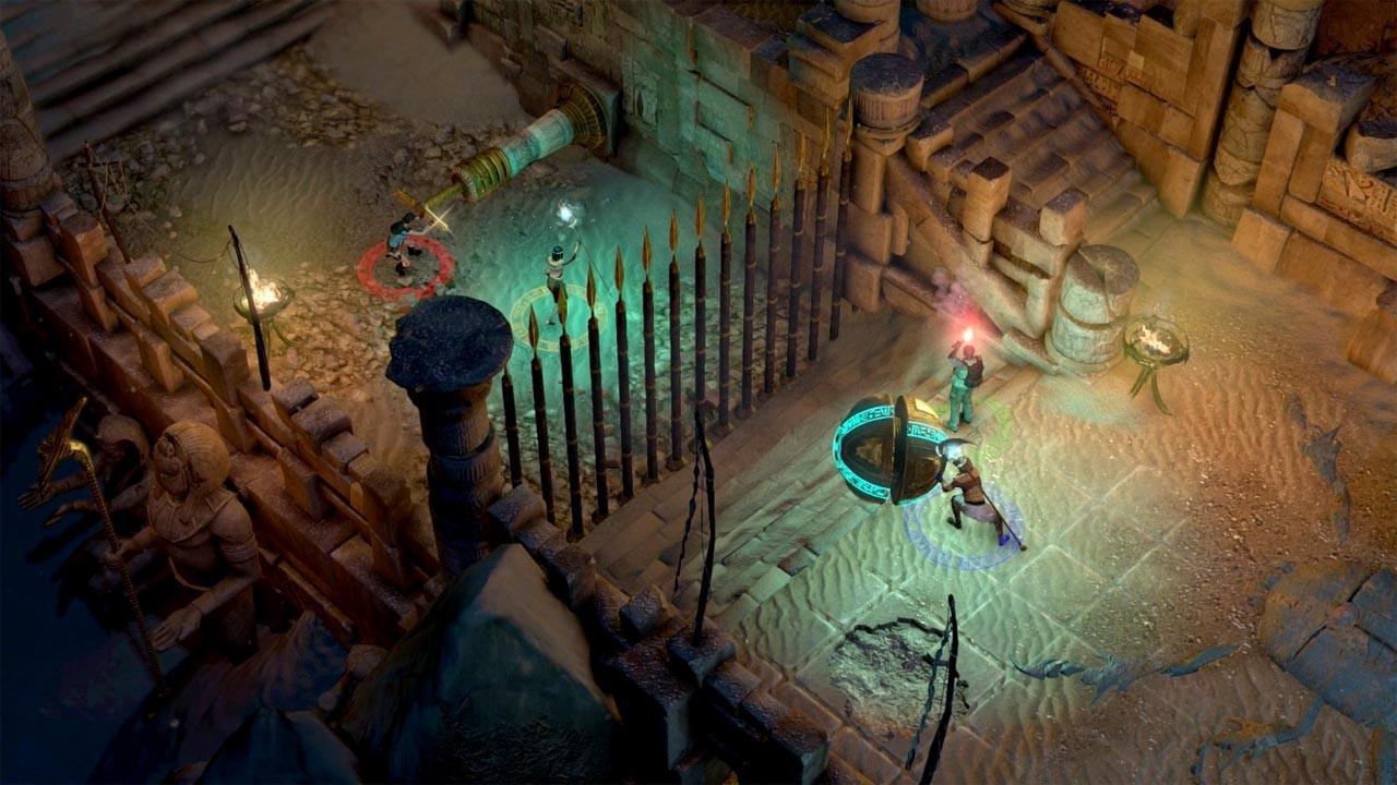 Image result for lara croft temple of osiris