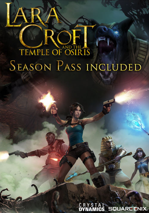 Lara Croft and the Temple of Osiris - Season Pass Included - Cover / Packshot