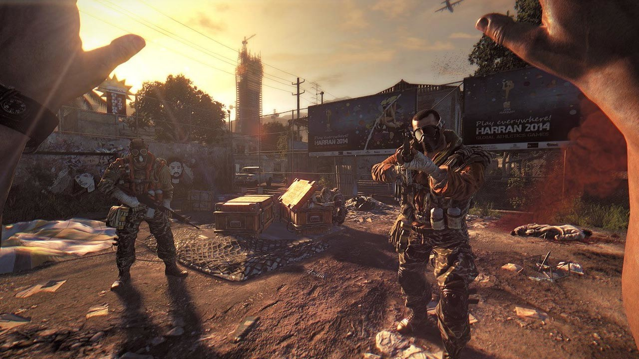Dying Light Steam Cd Key For Pc And Linux Buy Now