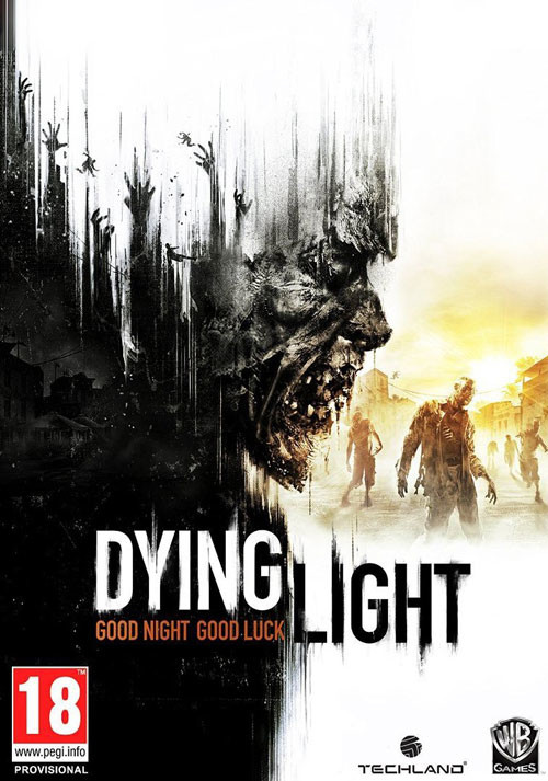 Dying Light - Cover