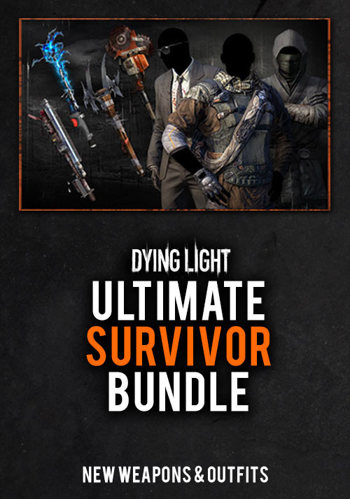 Dying Light - Ultimate Survivor Bundle - Cover