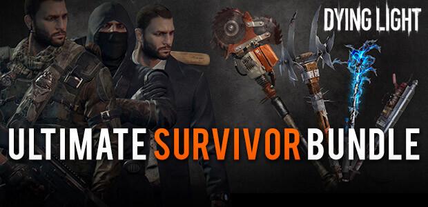 Dying Light - Ultimate Survivor Bundle - Cover / Packshot