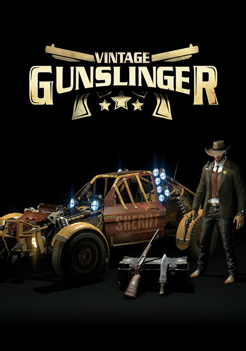 Dying Light - Vintage Gunslinger Bundle - Cover / Packshot
