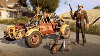 Screenshot1 - Dying Light - Vintage Gunslinger Bundle