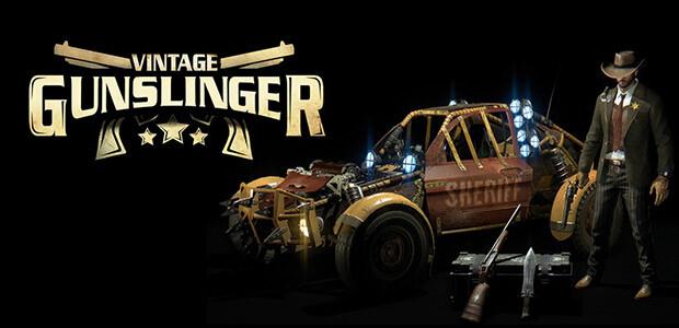 Dying Light - Vintage Gunslinger Bundle - Cover / Packshot