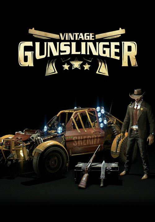 Dying Light - Vintage Gunslinger Bundle - Packshot