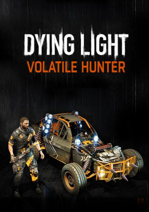 Dying Light - Volatile Hunter Bundle - Cover / Packshot