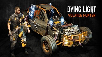Screenshot1 - Dying Light - Volatile Hunter Bundle