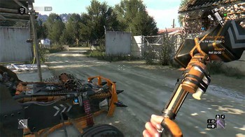 Screenshot2 - Dying Light - Volatile Hunter Bundle