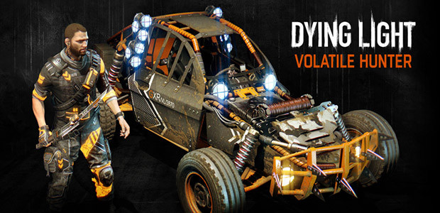 Dying Light - Volatile Hunter Bundle - Cover / Packshot