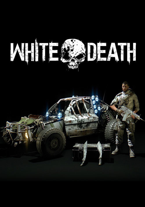 Dying Light - White Death Bundle - Cover