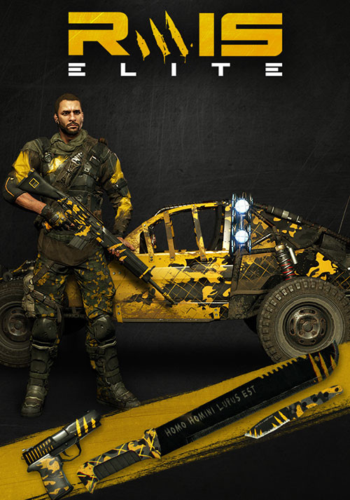 Dying Light - Rais Elite Bundle - Cover / Packshot