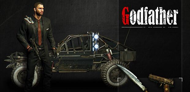 Dying Light - Godfather Bundle - Cover / Packshot