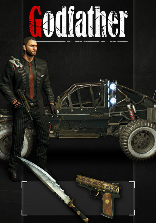 Dying Light - Godfather Bundle - Cover / Packshot