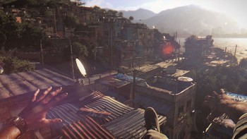 Screenshot4 - Dying Light - Shu Warrior Bundle