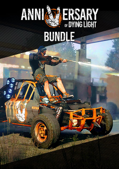 Dying Light - 5th Anniversary Bundle - Cover / Packshot