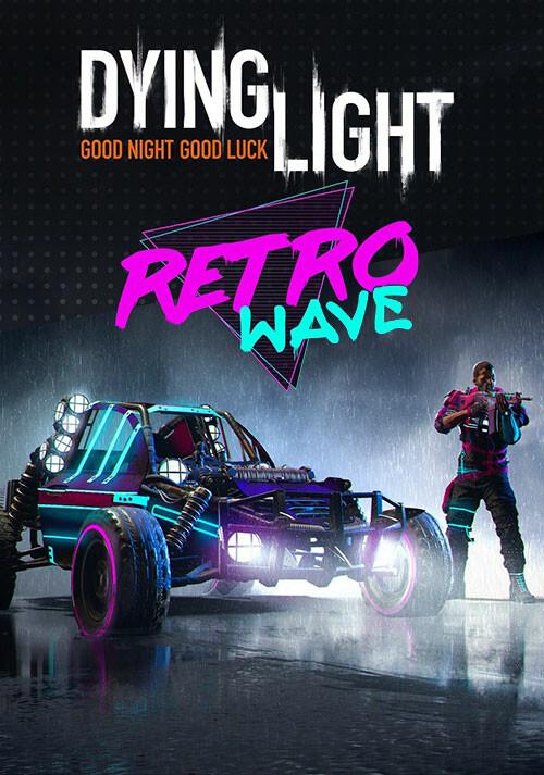 Dying Light - Retrowave Bundle - Cover / Packshot